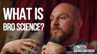 BRO SCIENCE vs LEGIT SCIENCE - Mike Dolce on explaining Dorian Yates