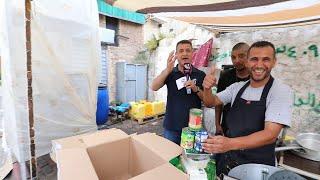 برنامج اربح ع المطرح مع شركة العجاوي التجارية 21 رمضان