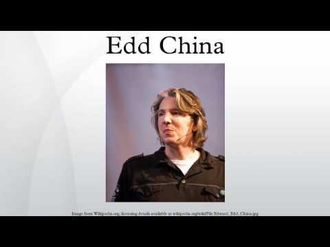 Edd China