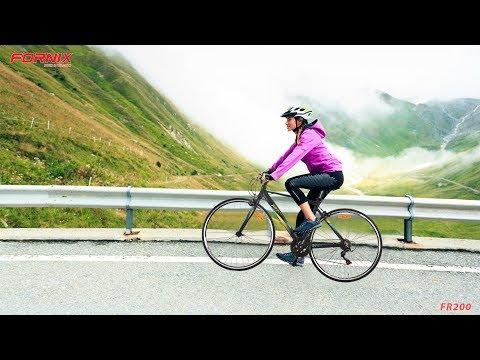 Đánh giá xe đạp đua thể thao Fornix FR200