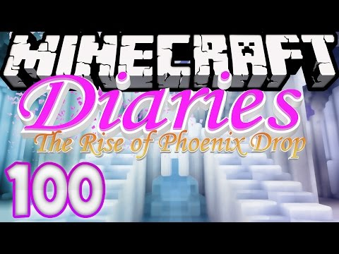 The Amulet's Secret | Minecraft Diaries [S1: Ep.100 Roleplay Adventure]