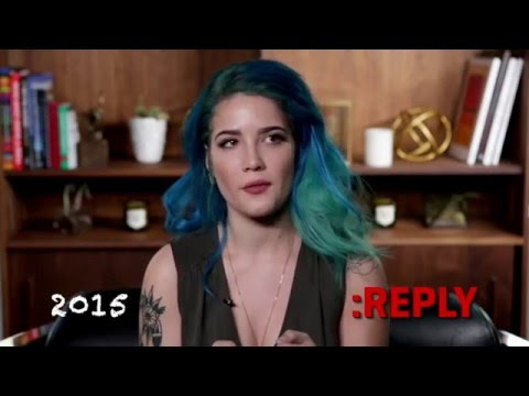 Does Halsey's Single 'Colors' Sound Just Like Taylor Swift's Red?