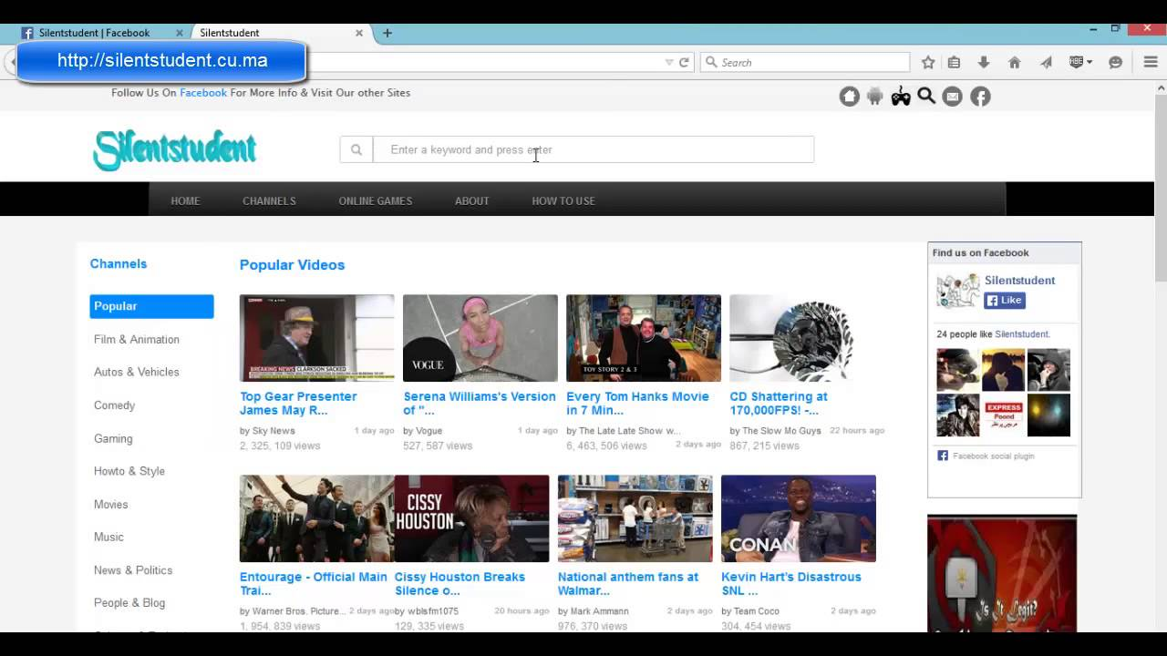 Unblock Youtube Without Any proxy or Server