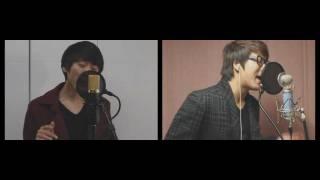 4Men - Riddle (포맨 - 수수께끼) Cover [Daeho, Leenu] [Korean]