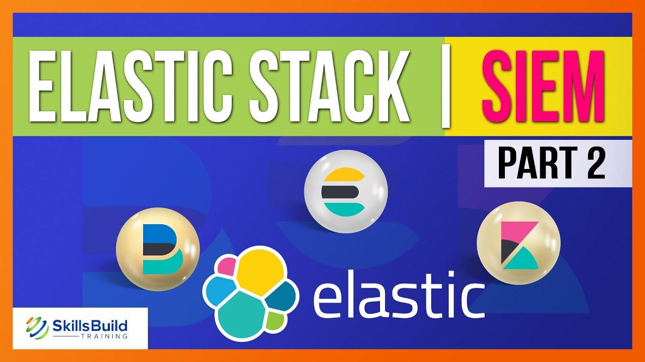 Elastic Stack Tutorial | Create a Free SIEM Tool with Elasticsearch, Winlogbeat, & Kibana | Part 2