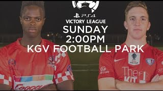 LIVE: Playstation 4 Victory League Round 14 - Glenorchy Knights v South Hobart
