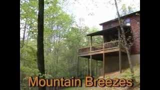 Mountain Breezes - Blue Ridge Mountain Rentals