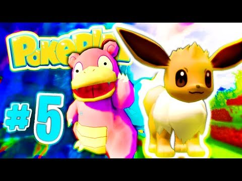 "Minecraft Pixelmon KANTO ADVENTURE - ""S.S. ANGRY!?"" - Episode 5 - (POKEPLAY.io)"