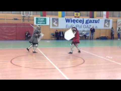Видео: Poland Dzialdowo 13.03.2015