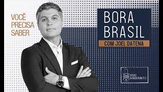 BORA BRASIL - Entrevista com o prefeito de Campinas, Jonas Donizette, sobre o coronavirus na cidade