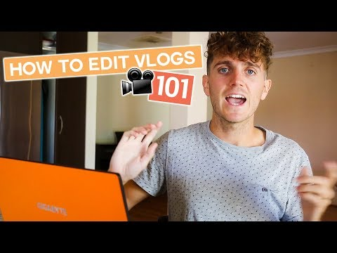 How To Edit Vlogs 101 - 4K Workflow - Beginners Guide to Premiere Pro