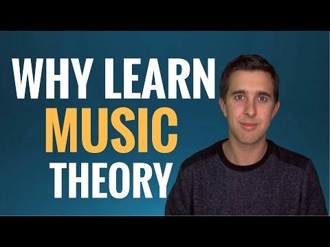 WHY LEARN MUSIC THEORY - Is Music Theory Needed for Electronic Producers??