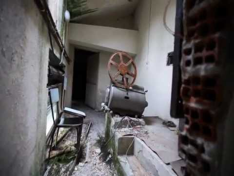 cinemagic the abandoned cinema youtube