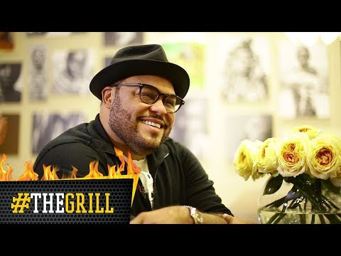 The Grill: Israel Houghton reveals what makes him cry.