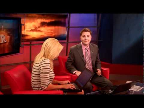 WCCB News Rising - Before the Show (June 29, 2011)