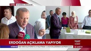 """Cumhurbaşkanı Erdoğan: """"İstanbul Seçmeni En İsabetli Kararı Verecektir"""""""