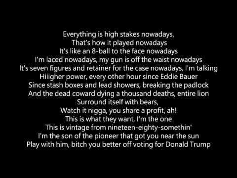 Black Friday - Kendrick Lamar (Lyrics)