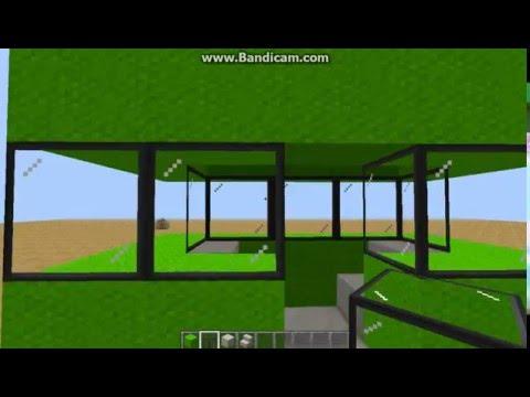Minecraft ~ 2 Kişilik Sohbet Yeri Yapımı