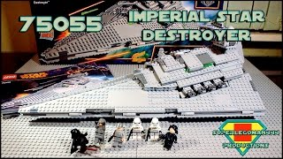 Lego Star Wars 75055 Imperial Star Destroyer Review