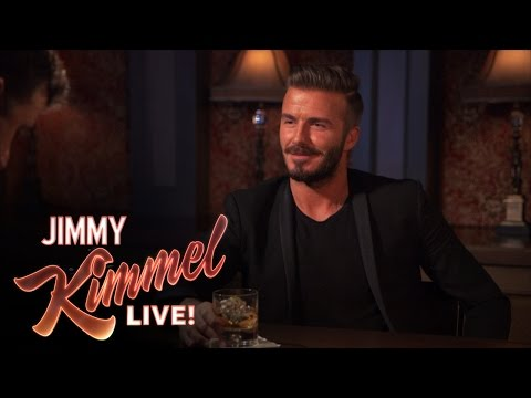 3 Ridiculous Questions with David Beckham