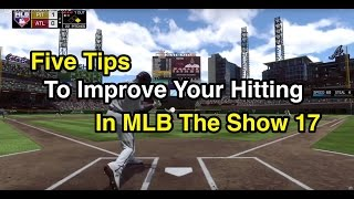Five Hitting Tips to Improve Your Batting Average in MLB The Show 17