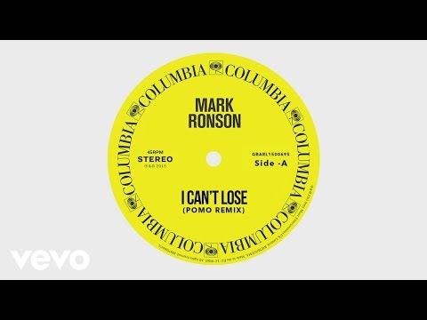 Mark Ronson - I Can't Lose (Pomo Remix) [Audio] ft. Keyone Starr
