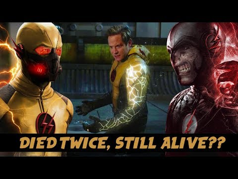 How is Reverse Flash Still Alive during Crisis On Earth-X?