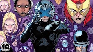 Top 10 X-Men Dawn Of X Biggest Changes So Far