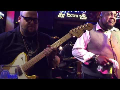 Sugaray Rayford Band . I'll Play The Blues For You . December 2016.