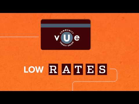 Vue CCU - Credit Card TV Ad