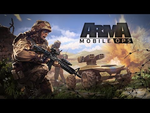 Arma Mobile Ops - Launch Trailer