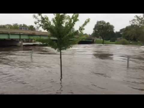 Charles City Iowa Flood 2016