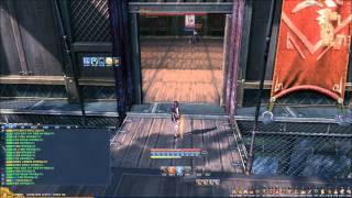 [Blade & Soul] Sea Snake Supply Base (Solo Play) - Force Master