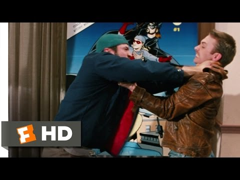 Chasing Amy (1/12) Movie CLIP - You're A Tracer! (1997) HD