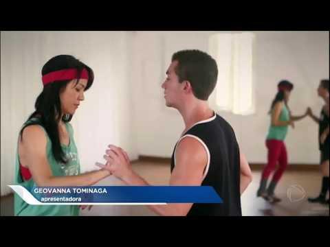 Hoje Em Dia Invade Os Bastidores Do Dancing Brasil