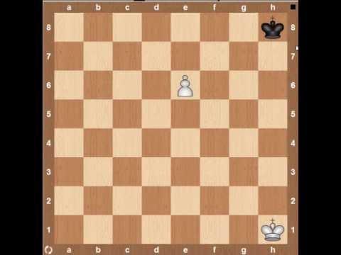 Как пешки едят в шахматах