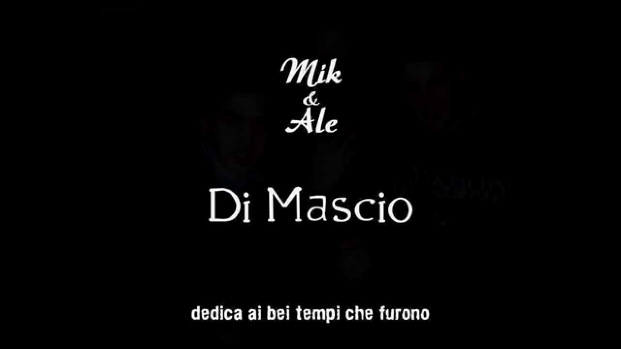 Mik & Ale - DiMascio - YouTube