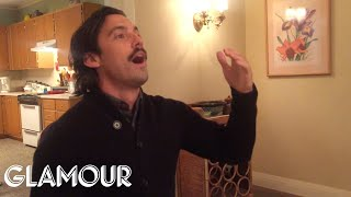 Mandy Moore and Milo Ventimiglia Rap the Fresh Prince of Bel-Air Theme Song | Glamour