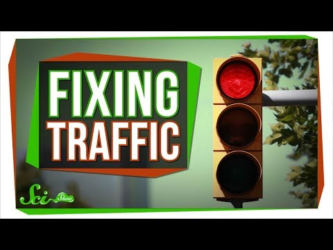 Why Is It So Hard to Fix Traffic?