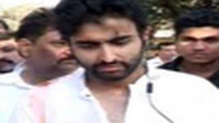 Builder Sunil Kumar's son demanded CBI inquiry