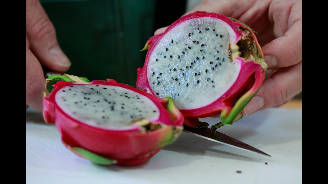 why is fruit healthy when is dragon fruit ripe