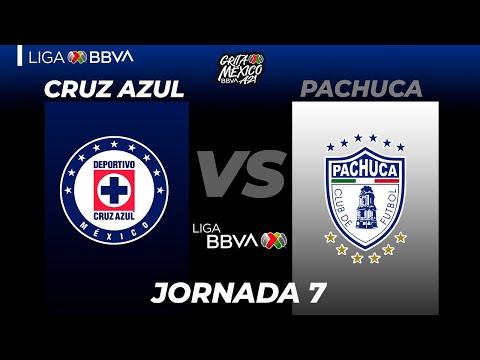 Cruz Azul Pachuca Goals And Highlights