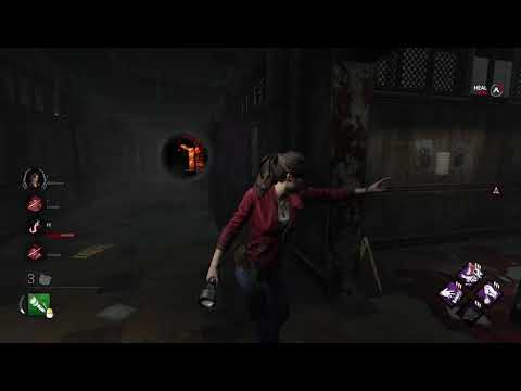 Dead by Daylight #372 Claire Redfield vs Nurse - RESIDENT EVIL CHAPTER |