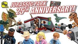 YEAH!!! LEGO JURASSIC PARK 2018 NEW SETS REVEALED!
