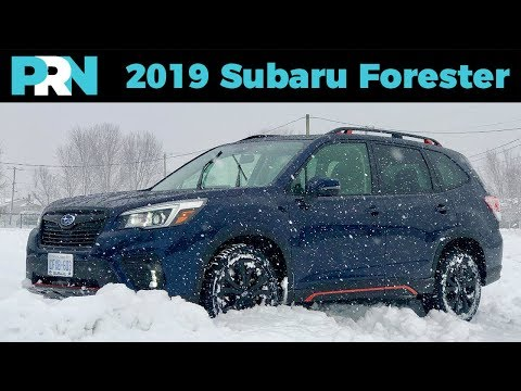 2019 Subaru Forester Sport Full Tour & Review | The Ultimate Winter Warrior