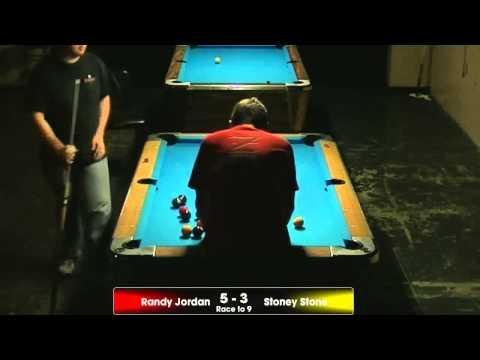Randy Jordan vs Soney Stone