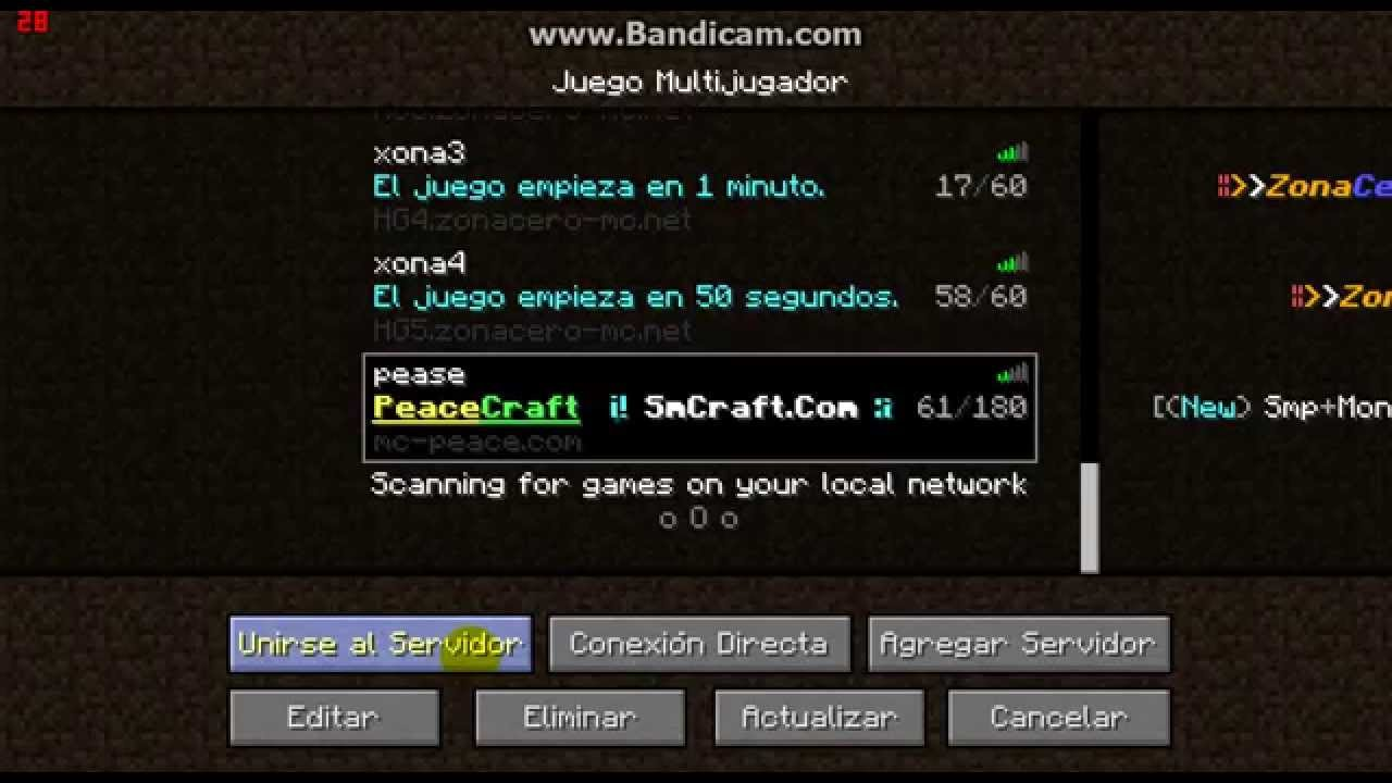 Addresses 2 Name Minecraft 5 Server Minecraft 1 And