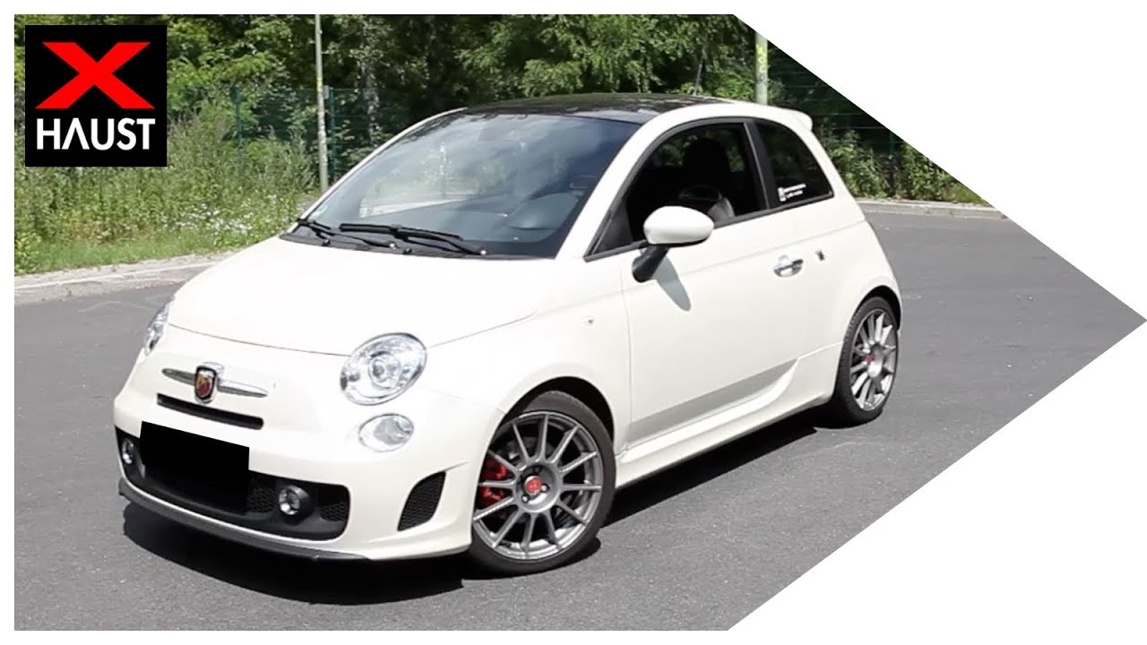 Fiat 500 Abarth Exhaust Sound Esseesse Amp Fly By Record