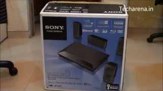 Sony BDV-E3100 Blu Ray Unboxing Video