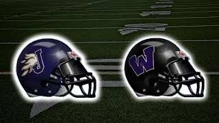 CIML Varsity Football  Johnston @ Waukee